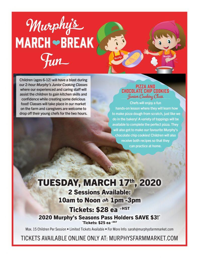 Murphy's March Break Fun!